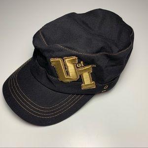 edaa5bf98ba University of Illinois NWT Ladies Hat Cap Black
